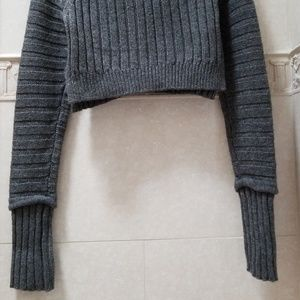 Juicy Couture Sweaters - NWT Juicy Couture Cropped Cardigan Petite
